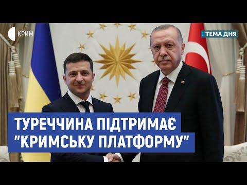 Туреччина підтримає