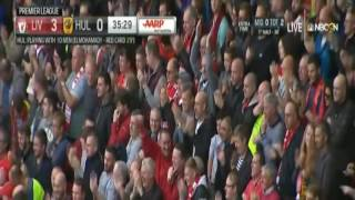 Liverpool Vs Hull City 51 All Goals 24092016