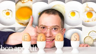 12 Types of Eggs, Examined and Cooked   Bon Appétit