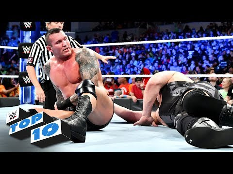 Download Top 10 SmackDown LIVE moments: WWE Top 10, October 9, 2018 HD Mp4 3GP Video and MP3