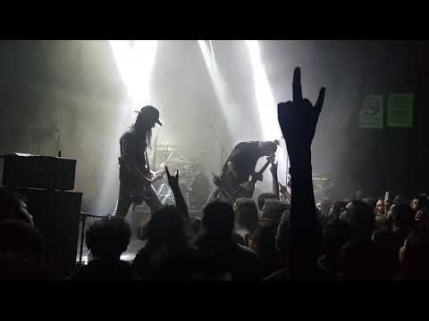 Solstafir - Goddess of the Age.  Live in Istanbul 15.12.2018