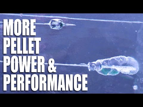 More Pellet Power and Performance #1 – Top Kit