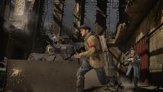 Official Call of Duty®: WWII - The Resistance DLC 1 Trailer - Video Youtube