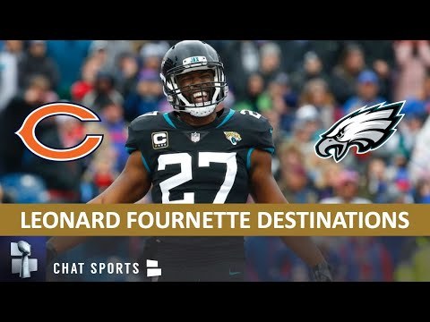 Leonard Fournette Released: Which 5 NFL Teams Are The Most Likely To Sign The Free Agent RB In 2020?