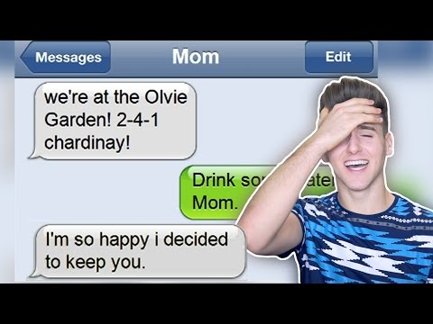 Reacting To The Funniest Drunk Texts!