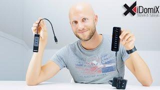 USB 3.0 Hub mit oder ohne eigene Stromversorgung? | iDomiX
