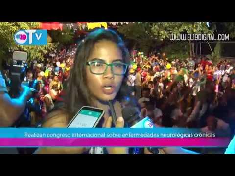 JS19J rinde homenaje a la mujer nicaragüense con caminata llena de colorido