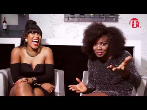 """Emma Nyra Confirms Abuse By Ubi Franklin In New Episode Of """"Da Chat"""""""