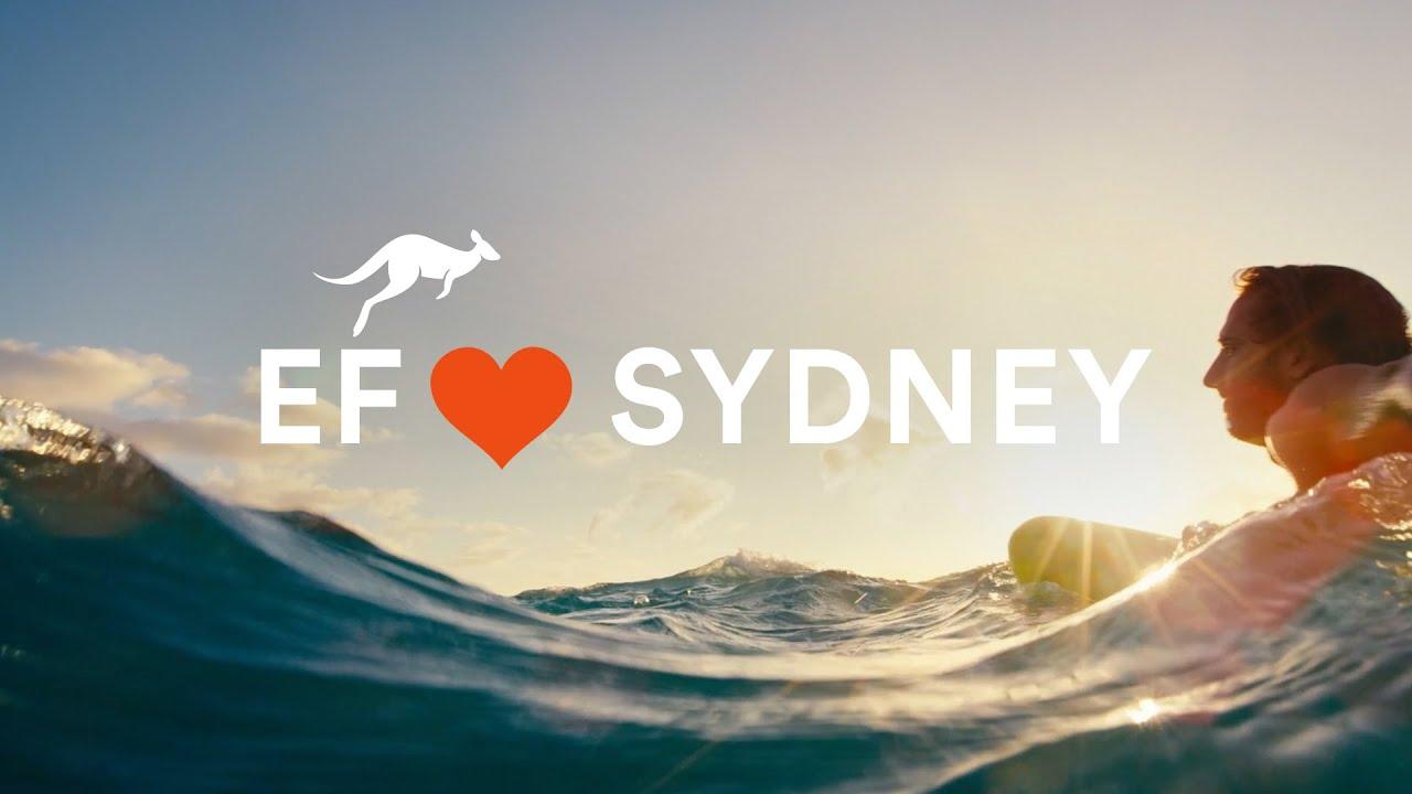 EF ❤ Sydney