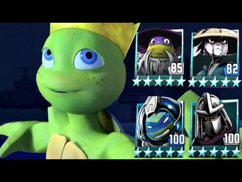 Ninja Turtles Legends PVP HD Episode - 455 #TMNT