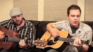 Holy - Matt Redman (acoustic cover by Al and Brian) with chord chart