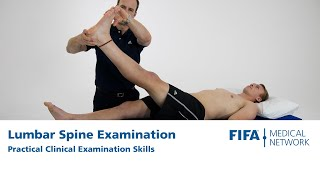 Lumbar Spine Examination | Practical clinical examination skills