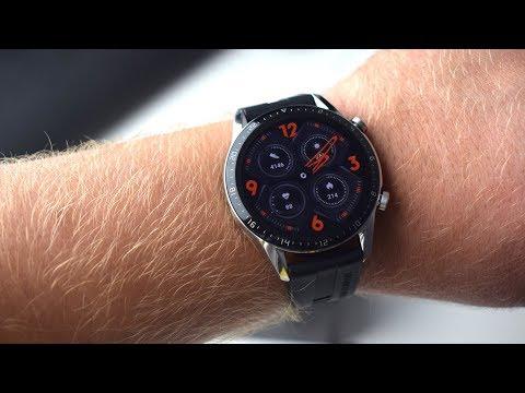 Foto Recensione Huawei Watch GT 2