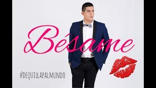 Bésame - Leo Peguero ( Video Lyric Oficial)