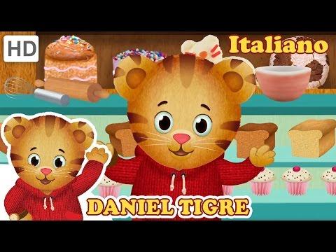 Daniel Tiger in Italiano - Stagione Compilazione un Episodio (1+ Ora!)