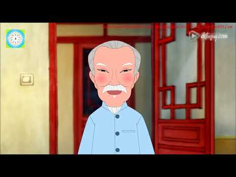 Tập 113/120, Phim Hoạt hình Đệ Tử Quy, Ống Hút Thông Minh, Phim Hoạt hình Phật Giáo, Pháp Âm HD