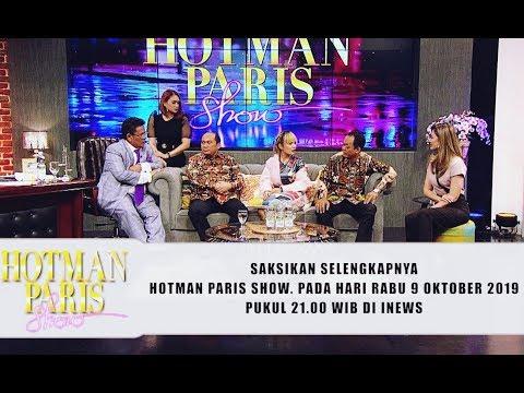Kulik Polemik Pasal Kontroversi RUU KUHP di Hotman Paris Show 9 Oktober