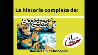 Flashpoint Booster Gold