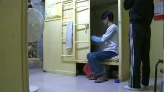 Zwei Quadratmeter Leben: Wohnungsnot in Hongkong