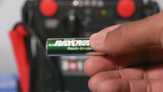 how to fix a dead rechargeable battery ( ni-mh | ni-cd )
