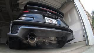 tomei titanium exhaust 350z - TH-Clip