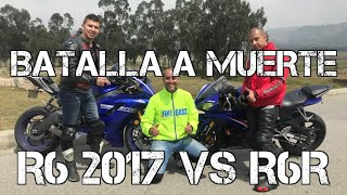 BATALLA A MUERTE R6 2017 VS R6R #FULLGASS