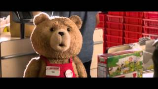 Ted 2 - Best Scene in Movie - Liam Neeson Buying a Box of Trix