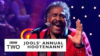 """Video thumbnail of """"George McCrae  – Rock Your Baby with Jools Holland & His Rhythm & Blues Orchestra"""""""