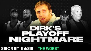 Dirk Nowitzki's worst playoff game spoiled his MVP season and had people questioning his legacy thumbnail