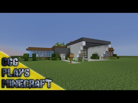 Download Youtube Mp3 - Minecraft Creative: Stort Moderne Hus!