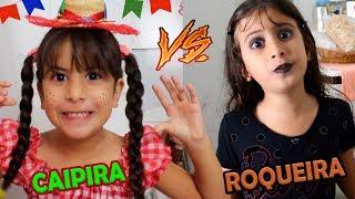 CAIPIRA VS ROQUEIRA