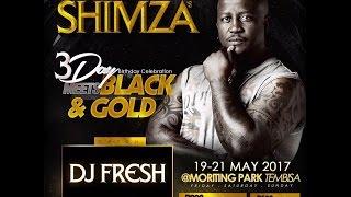 Dj Fresh live from Shimza's 3DayParty On BestBeatsTv