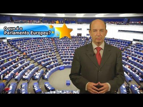 Minuto Europeu nº 60 - O que é o Parlamento Europeu?