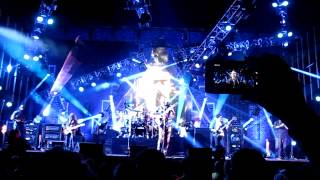 Dave Matthews Band - Time Bomb - The Gorge 2012