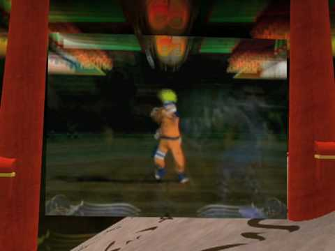 Trailer de Naruto Clash Of Ninja 2