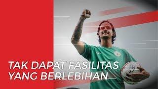Berstatus Bintang Nasional, Irfan Bachdim Tak Mendapat Fasilitas yang Berlebihan