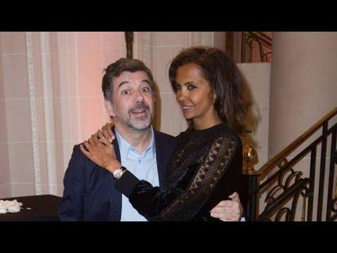 """Karine Le Marchand: Stéphane Plaza """"sous son bureau"""", cette révélation très intime et étonnante"""