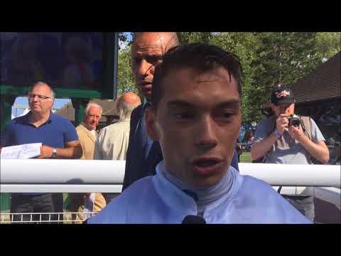 """Alexis Badel : """"Je suis très fier d'avoir gagné pour Henri Devin"""""""