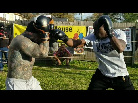 """MIGHTY MOUSE """"VS."""" PITTSBURGH OX"""