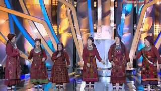 EUROVISION 2012 (RUSSIA)  BURANOVSKIYE BABUSHKI- PARTY for EVERYBODY