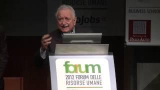 Youtube: Intervento di Mattia Persiani, Forum Delle Risorse Umane 2012