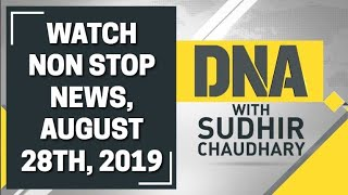 DNA: Non Stop News, August 28th, 2019