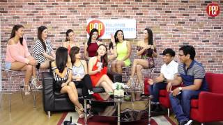 """PEPtalk Flash. Ex-Wowowee girls Aiko Climaco and Jed Montero are now """"Angels"""""""
