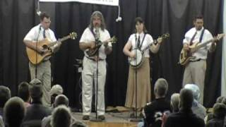 "WHOgrass Bluegrass Band Performing ""Good Imitation Of The Blues"""