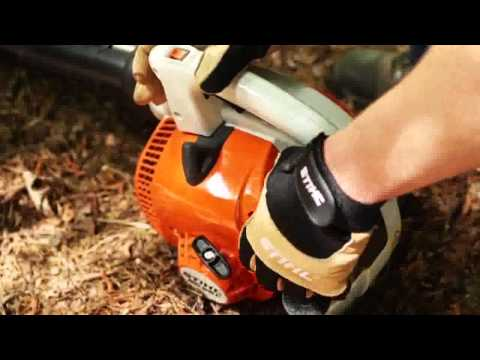 Stihl BG 56 C-E in Jesup, Georgia - Video 1