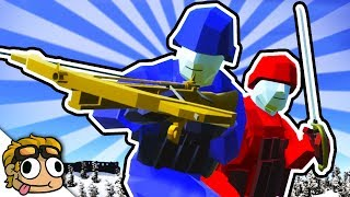 MEDIEVAL WARFARE MOD COLLECTION! | Ravenfield Weapon and Vehicle Mod Beta Gameplay