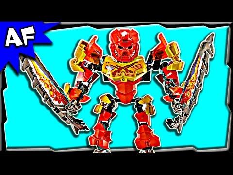 Vidéo LEGO Bionicle 70787 : Tahu - Maître du Feu