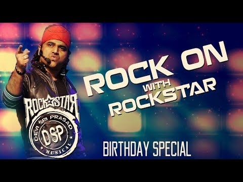 Rock Star DSP Birthday Special Songs