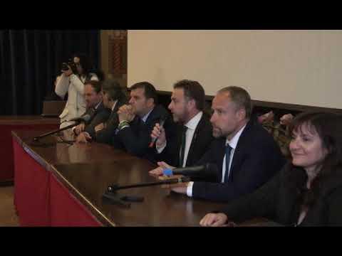 L'ASSESSORE REGIONALE MAI CON IL MINISTRO CENTINAIO PER IL NUOVO PSR