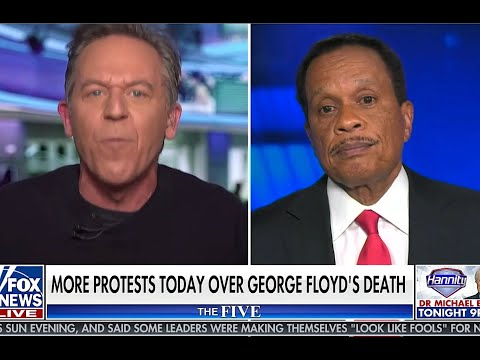Fox Host Fake Yells About Riots, Ignores Depression & Pandemic